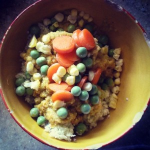 raw vegan curry